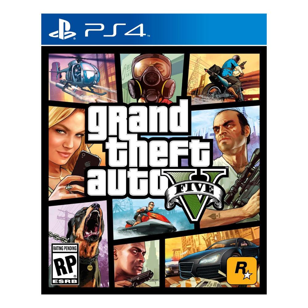 Gta Grand Theft Auto V 5 Ps3: Sony Store Argentina - Sony Store