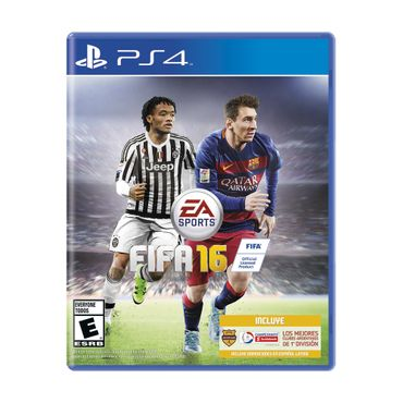 PS4-FIFA16