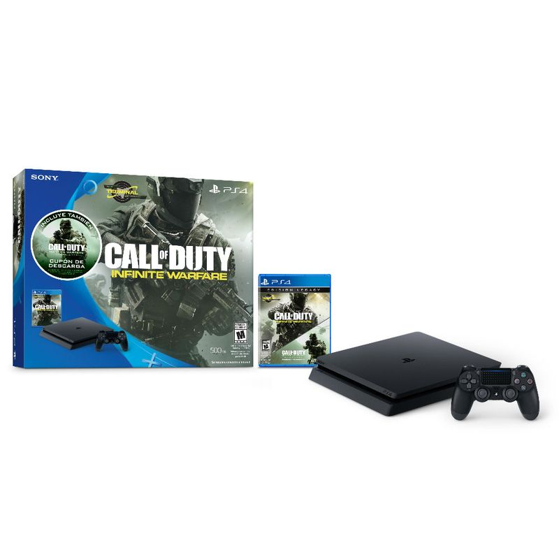 PS4 500 GB - Call of Duty: Infinite Warfare PlayStation 4 Sony Store
