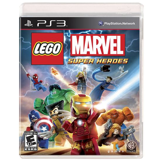 Ps3 Lego Marvel Super Heroes Sony Store Argentina Sony Store
