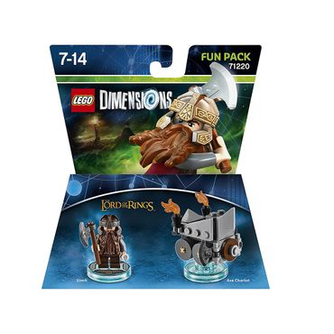 Lego-Dimensions---LOTR-Gimli-Fun-Pack