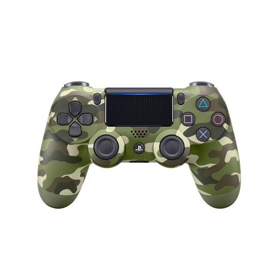 PS4-DS4--CUH-ZCT2U--Green-Camouflage---LATAM